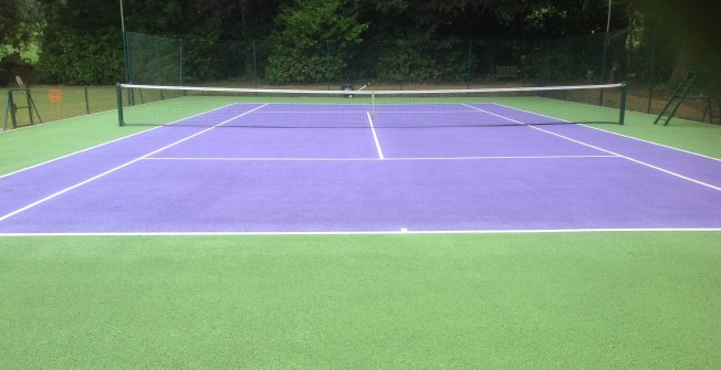 Tennis Court Repair